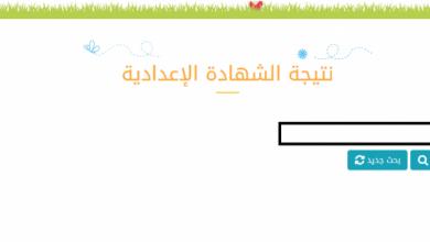 Photo of نتيجة الشهادة الاعدادية بالقاهرة برقم الجلوس للعام الدراسي 2020